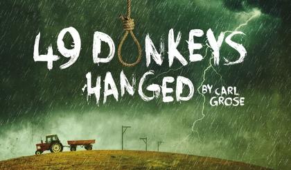 49 Donkeys Hanged