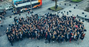 Plymouth College of Art Graduation 2018 Web