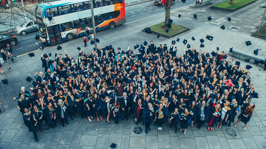 Plymouth College of Art Graduation 2018 Web