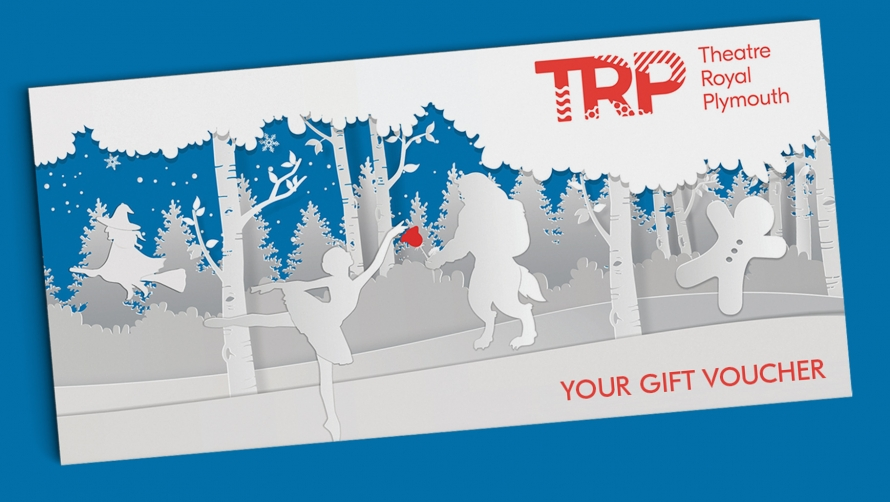 gift vouchers theatre royal plymouth