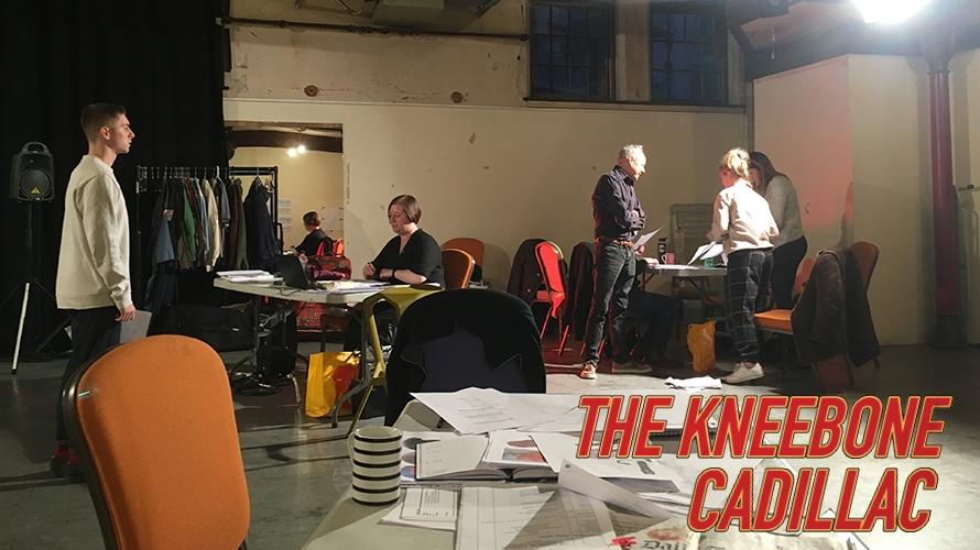 The Kneebone Cadillac rehearsals