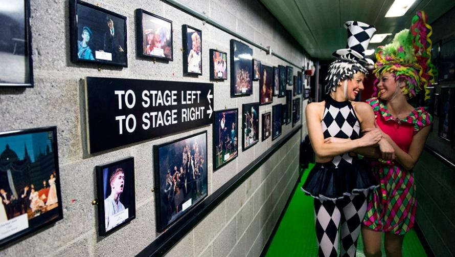 Backstage Tours