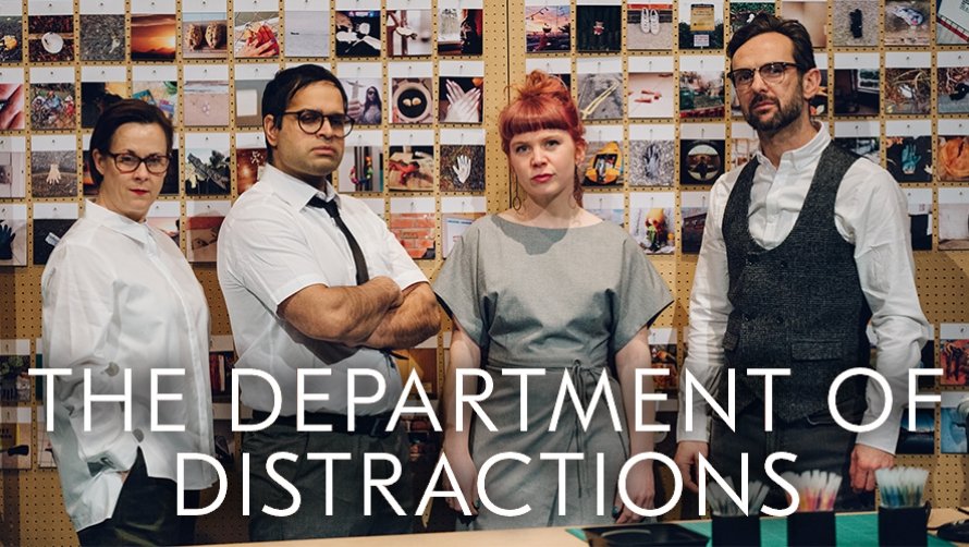 The Department of Distractions