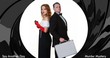 Murder Mystery: Spy Another Day