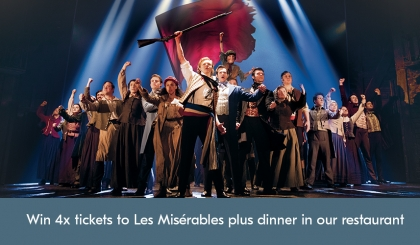Les Mis Lottery